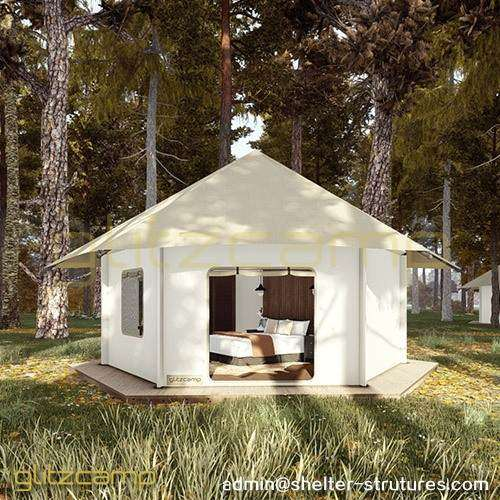 Portable Tent Hotel Luxury Lodges
