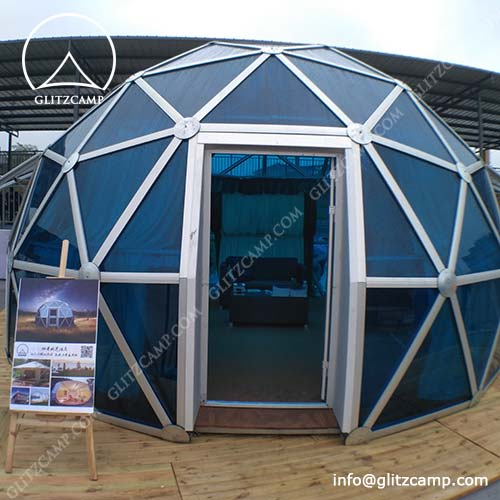 Garden Dome Greenhouse Dia.3m 5m 6m 8m
