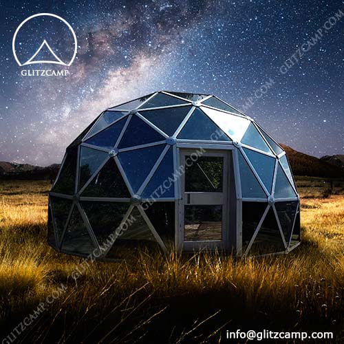 Glass Garden Dome 5 Meter