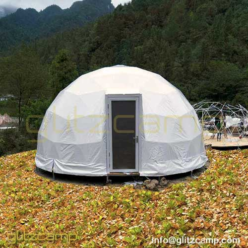 Dia.6m Geodome Tents for Luxury Dome Resort - Couple/Family Gl&ing Lodge & PVC Geodome Tent Archives - Glamping Tent - Tented Resort - Luxury ...